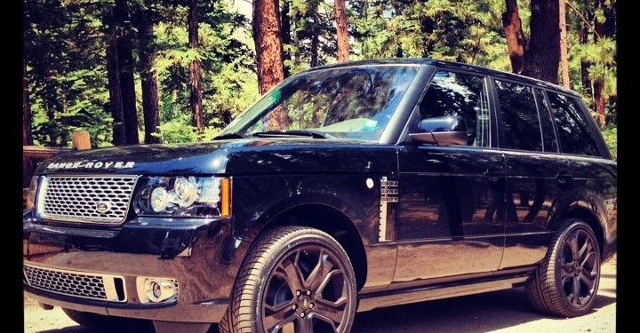 2013 Range Rover The Brute steps aside