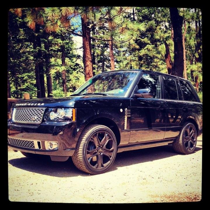 2013 Range Rover The Brute steps aside