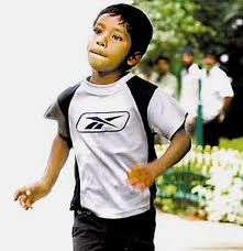 A child athlete long forgotten- Budhia Singh