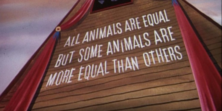 Animal Farm A landmark in political literature