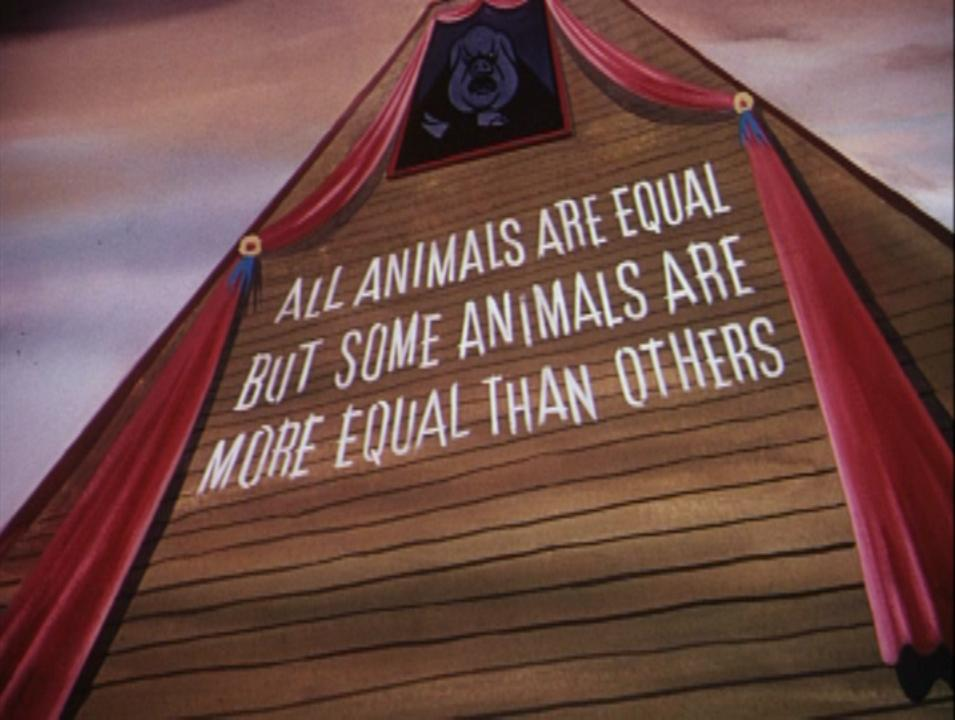 Animal Farm A landmark in political literature