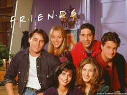 Bidding Adieu To F.R.I.E.N.D.S!