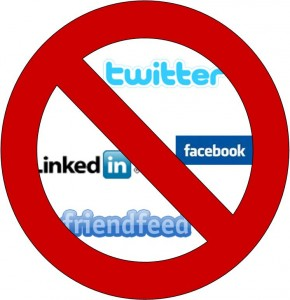 Blocking Social networking at work- right or wrong