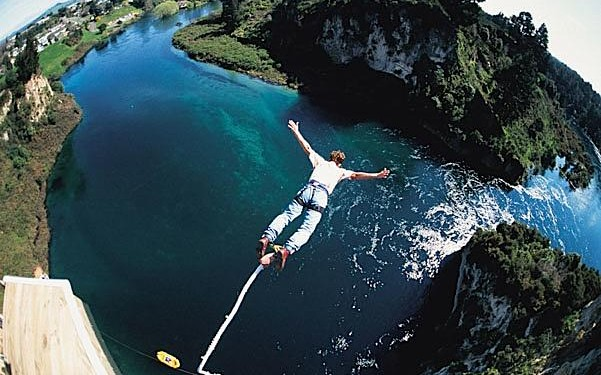 Bungee Jumping- The Leap of Faith