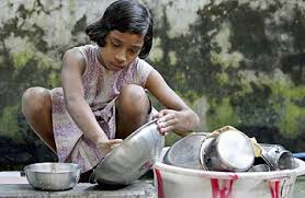 Curse on childhood -The child labour
