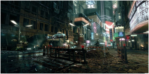 Cyberpunk The Evolution of Science Fiction