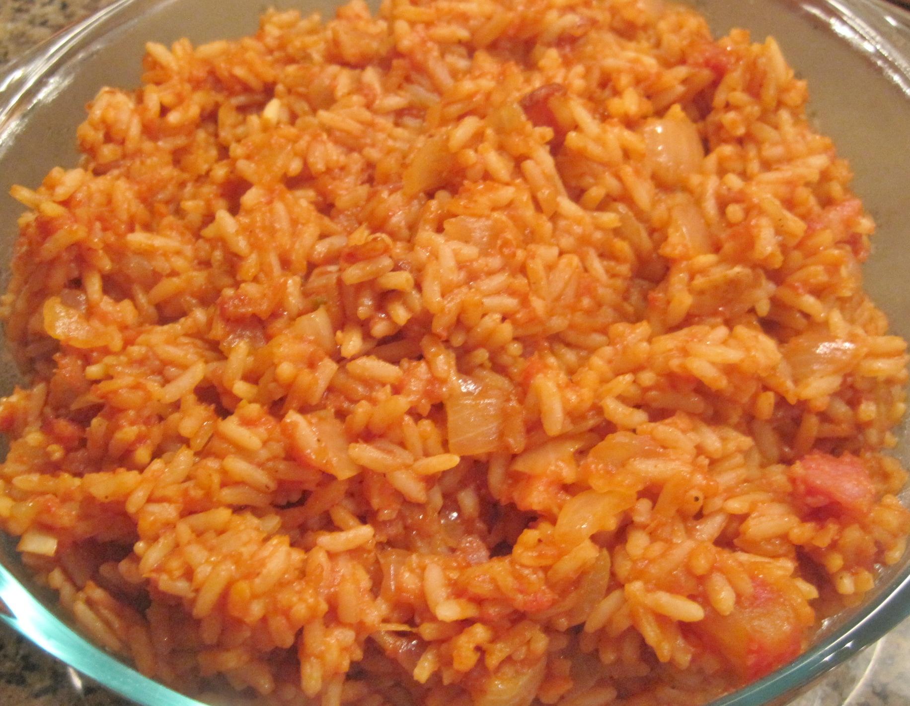 Easy & Yummy Tomato Pulav