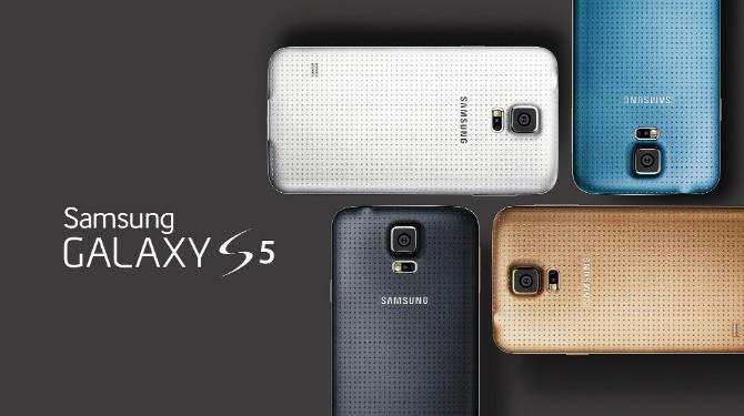 Galaxy S5 : Nailed totally