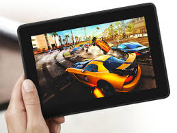 Kindle fire hdx: