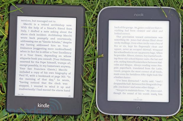 Let's Talk eBook Readers