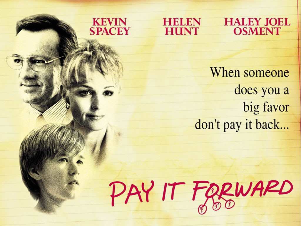 Pay-it-forward   Youthopia
