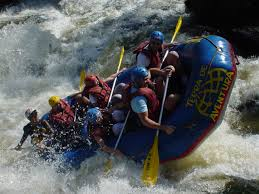 RAFTING - THE LEISURE SPORT