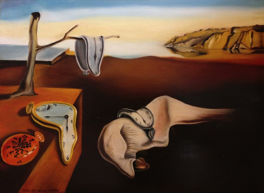 the persistance of memory by s dali