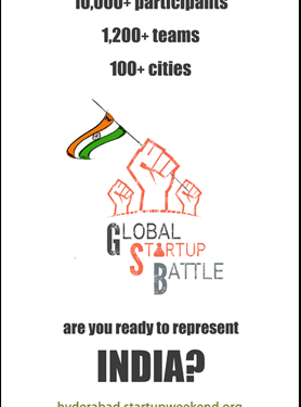 Startup Weekend Hyderabad Stay Tuned, Fun is on its way!