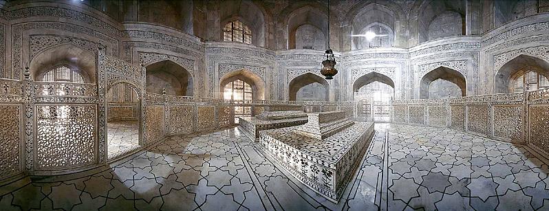 Taj Mahal - A Desire Before Death