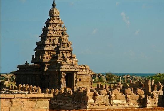 The legacy on stone: Mahabalipuram