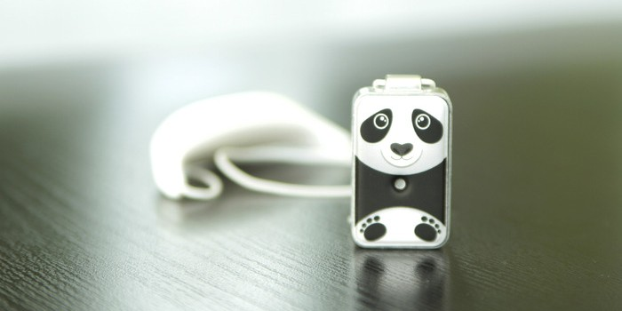 The world's first tiny wearable HD camera