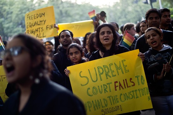 To trash: Section377 or the Supreme Court