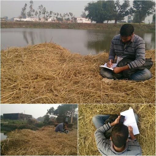 Yatris on Jagriti Yatra