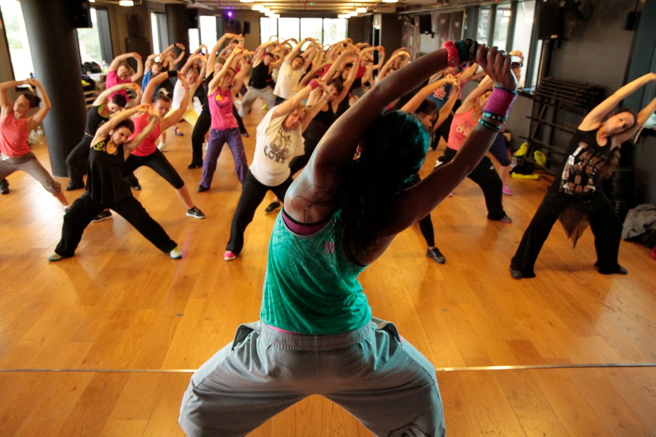 Zumba: Dance your way to fitness