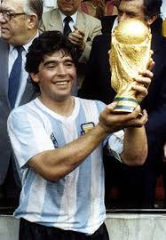 Hand of God: The life and times of Maradona