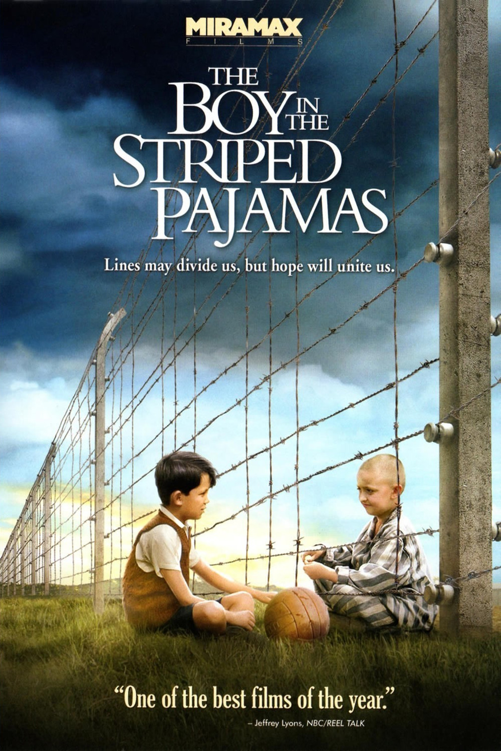 The Boy in the Striped Pyjamas: A child's awakening