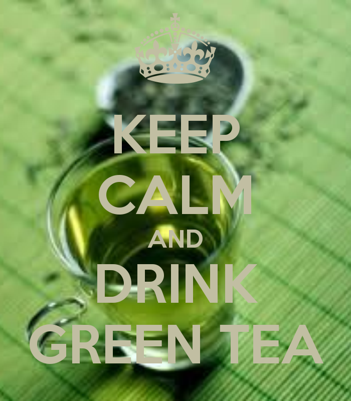 Switch to Green Tea
