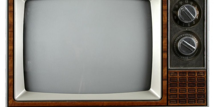 Television A coin with two sides