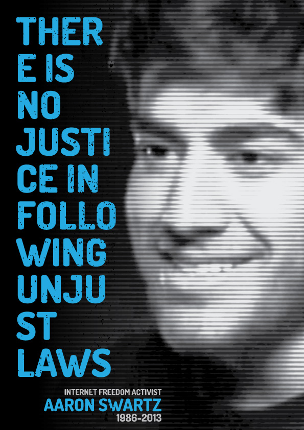 The Internet s Own Kid Aaron Swartz