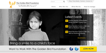 The Golden Bird Foundation | Youthopia