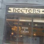 'Doctors' pub
