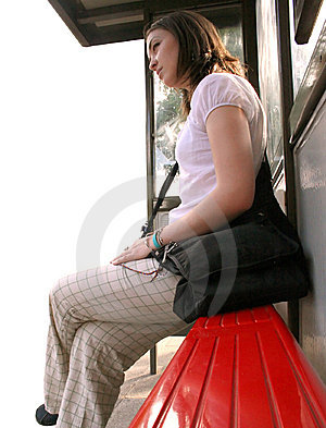 A-Girl-At-The-Bus-Stop