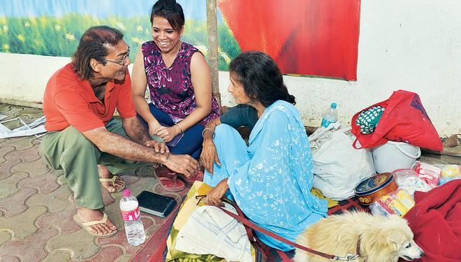 A Goodhearted Mumbaikar