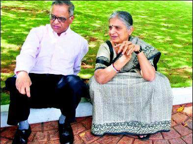 An Excerpt from Sudha Murthy's Autobiography