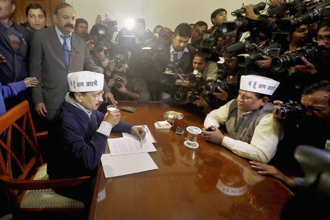 An Open Invitation for the country: Let us criticize Mr. Kejriwal