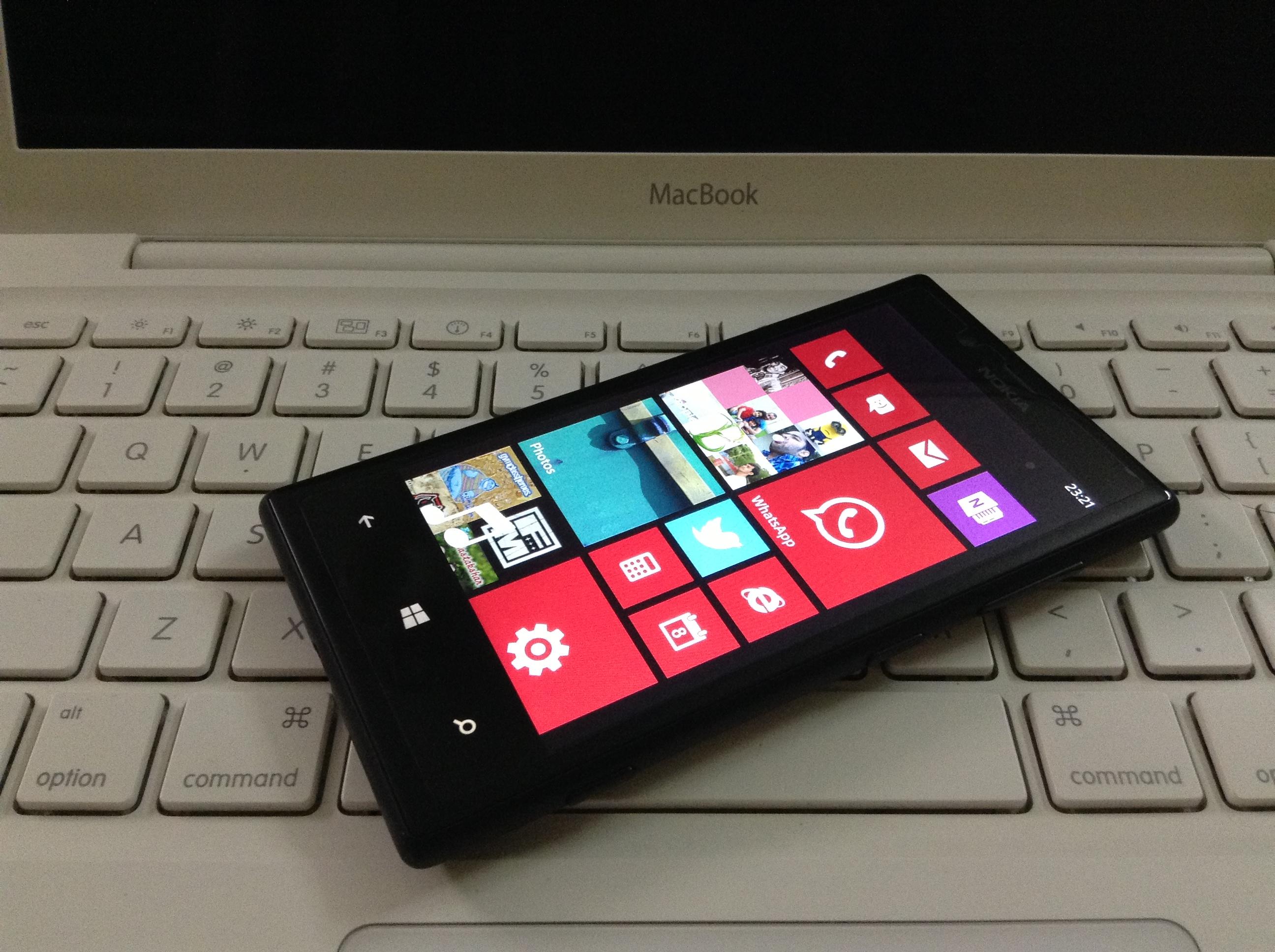 At the Finnish line : Nokia Lumia 720