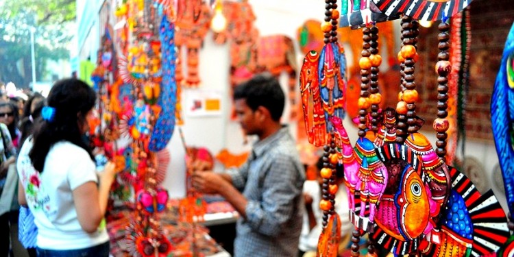 Bargain Shopping in Mumbai