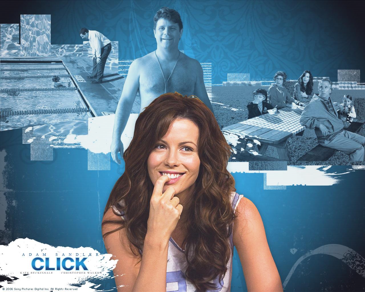 Click - Life as a movie