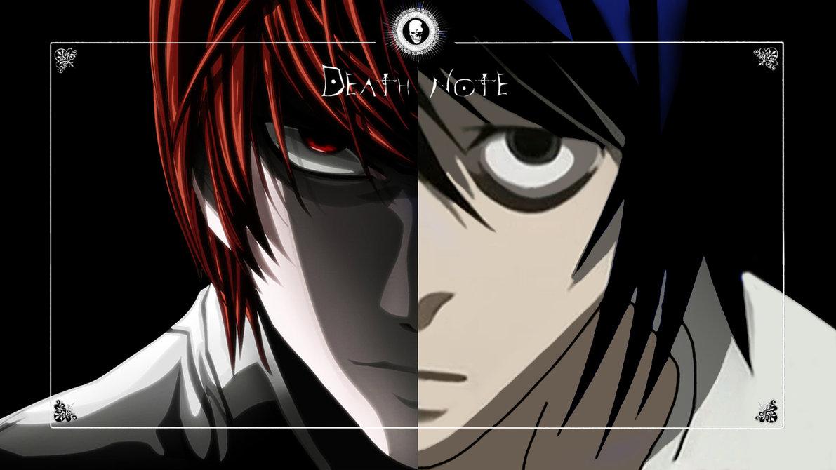 """Death Note """"Desu Noto"""" - 'I am JUSTICE'"""