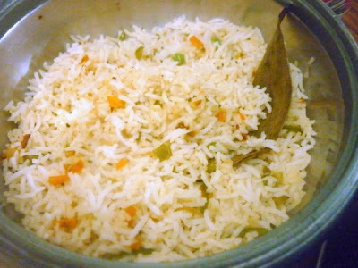 FRY YOUR RICE