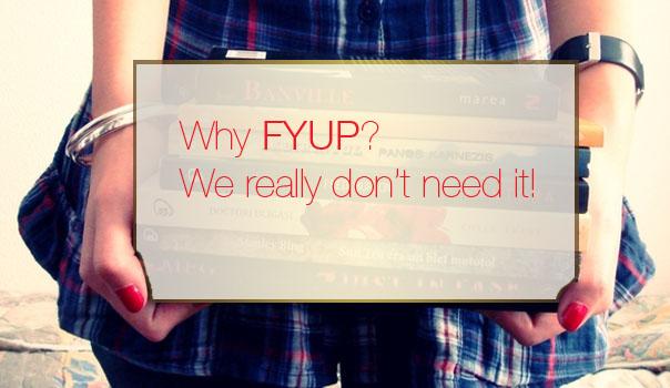 FYUP in DU