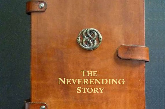 For the Love of Books: The Never ending Story