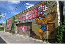 Graffiti - The Banned Art