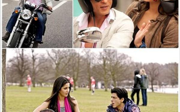 Jab Tak Hai Jaan- Not a true homage to Bollywoodish Love stories!