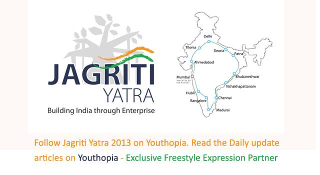 Jagriti Yatra 2013-A life changing Journey