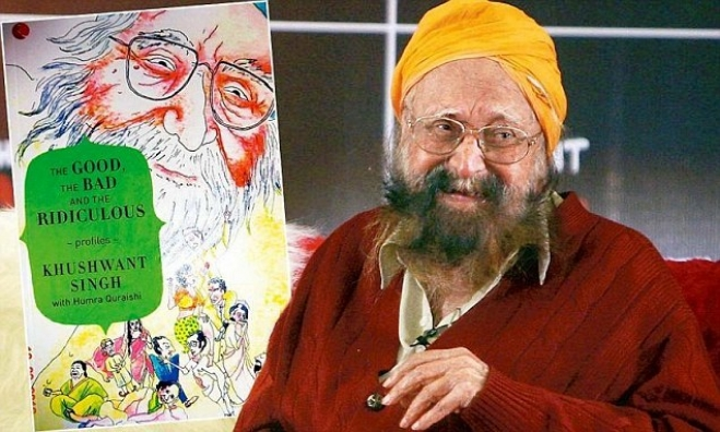 Khushwanth Singh: Thanks for the Laughter Riot