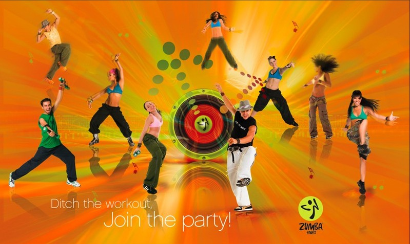 LET'S DO IT THE ZUMBA WAY!