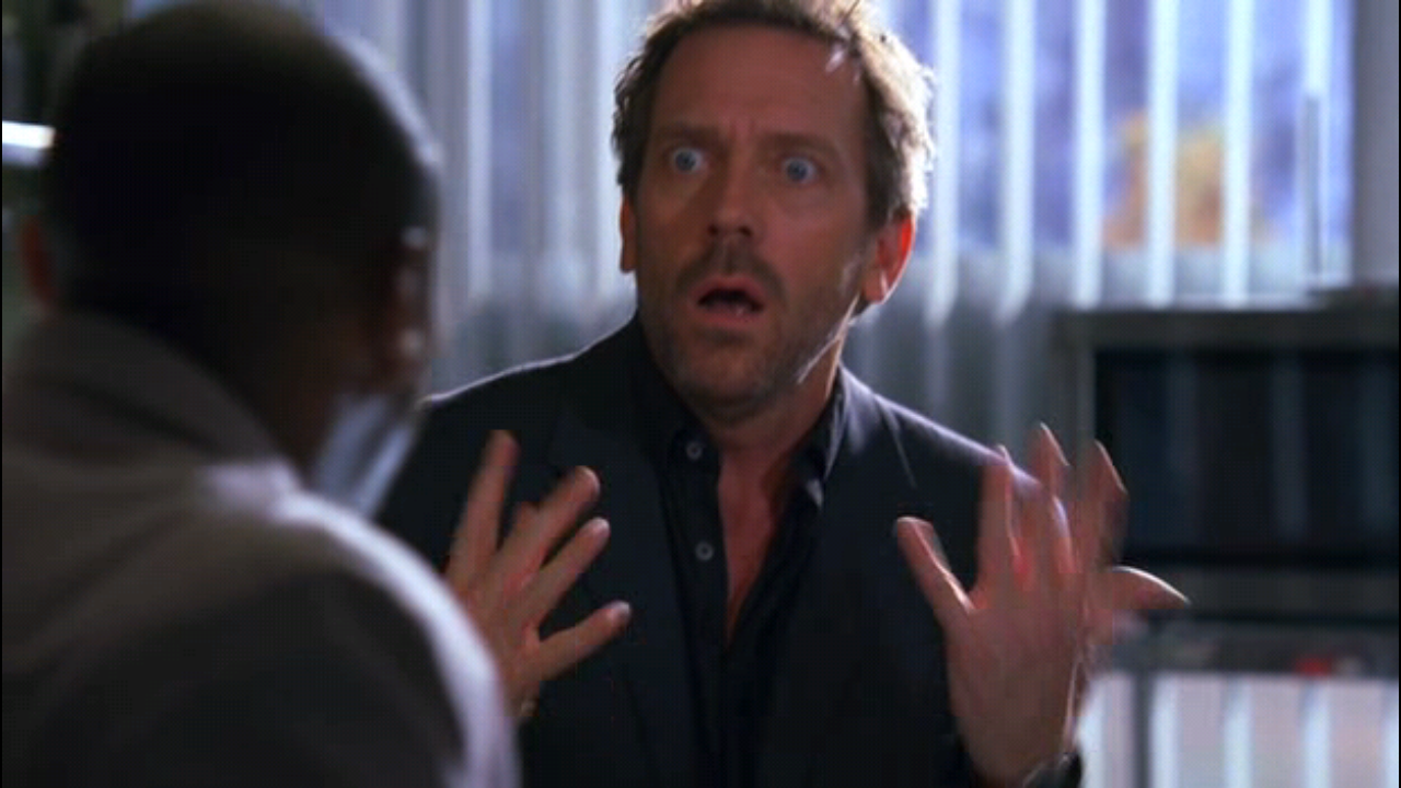 More to TV show than what you just see, HOUSE M.D.