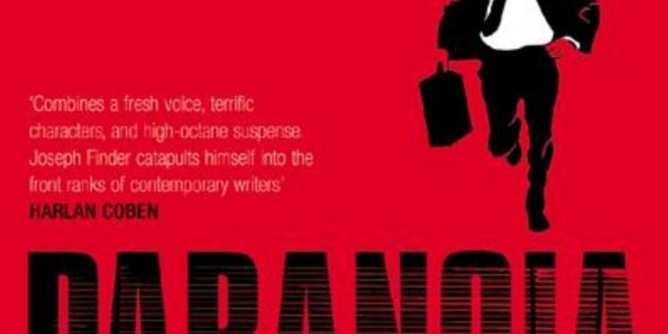 Paranoia: Joseph Finder , Book Review