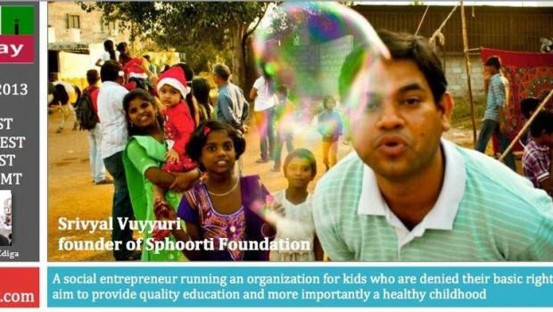 Spoorthi Srivyal | Youthopia